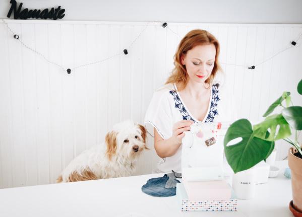 DIY Hundespielzeug mit gratis Wal-Schnittmuster by http://titatoni.blogspot.de/