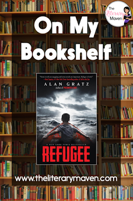 In Refugee by Alan Gratz, narration alternates between three narrators: Josef, fleeing Nazi Germany on the SS St. Louis, Isabel, sailing from Cuba to Florida on a poorly constructed boat, and Mahmoud, seeking asylum in Germany after escaping from war torn Syria. Each of the teenage narrators shares his or her perspective on life as a refugee during three different historical time periods and events. Read on for more of my review and ideas for classroom application.