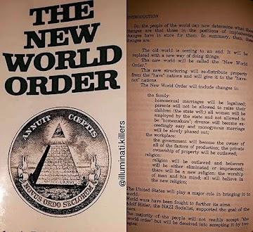 A NOVA ORDEM MUNDIAL é um golpe na vida espiritual, quanto na vida real... eu te explico