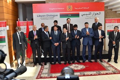 أطراف النزاع الليبي تستأنف جولة ثانية من المفاوضات في بوزنيقة
