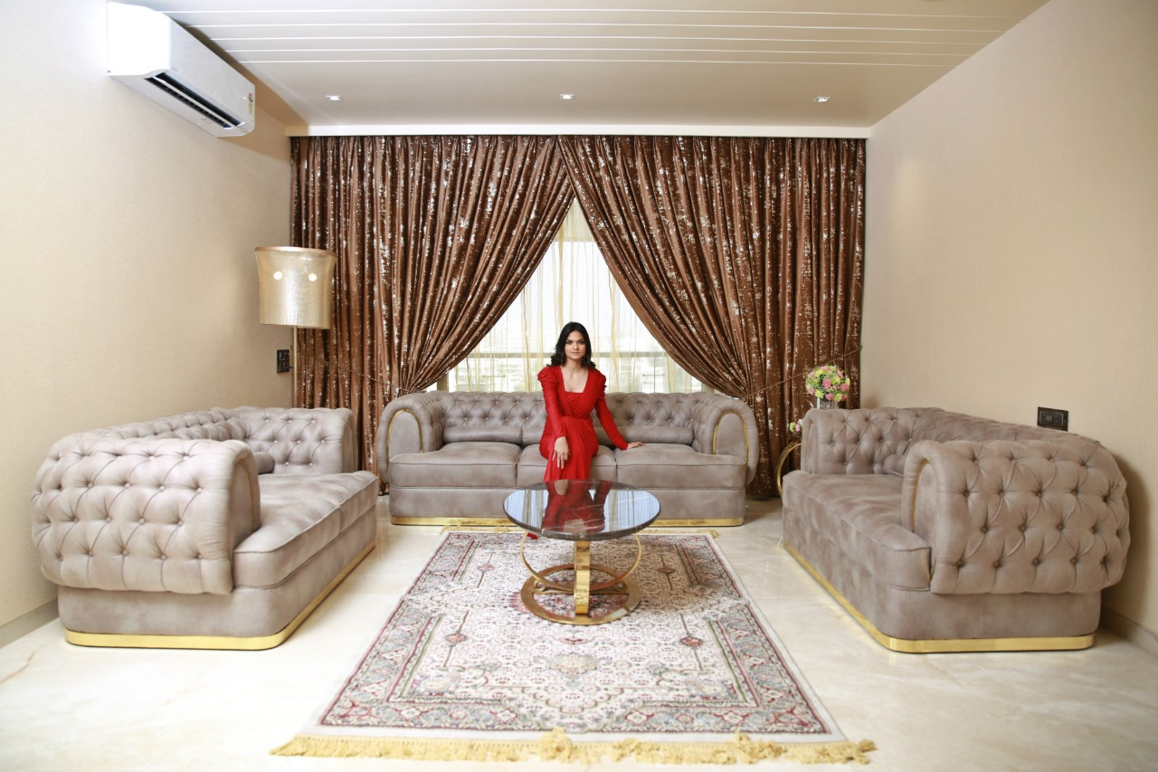 Ms Tanisha Bansal The Youngest Interior Designer Unveils Her Brand New Project In Mumbai