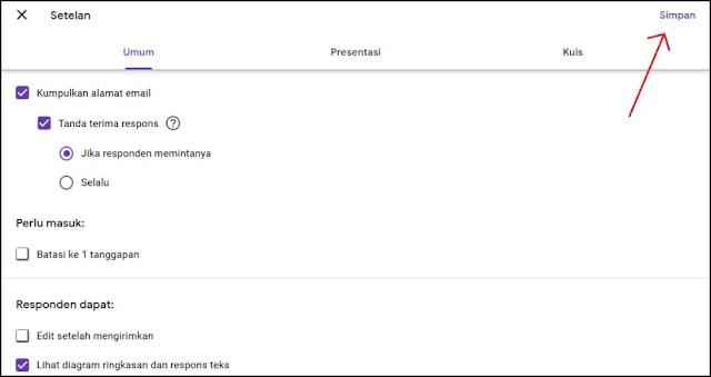 Cara Membuat Google Form 13