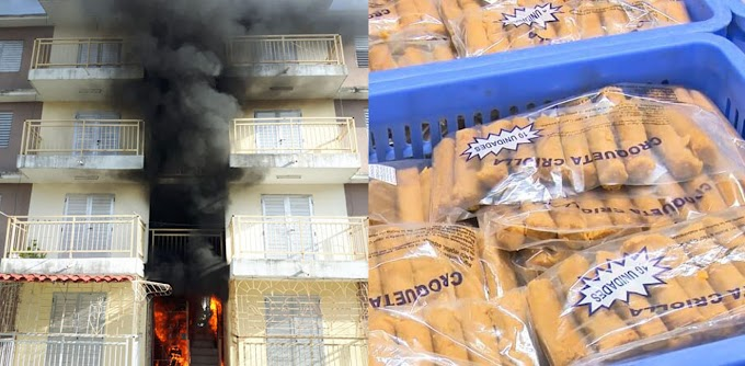 Regresan las croquetas explosivas a Cuba