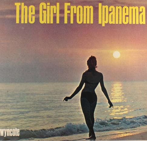 Gadis 1963/1982 dari Ipanema