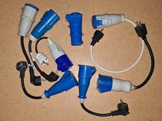 Cablu adaptor rulota