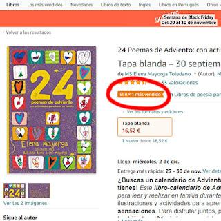 Nº1 en Amazon