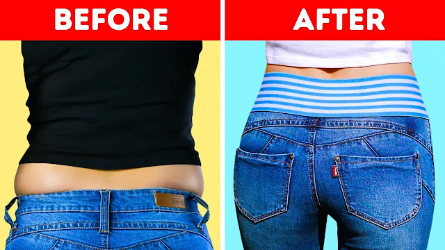 10 Awesome Denim Hacks That You Can't Ignore If You Loves To Wear Jeans