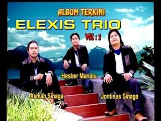 Lirik lagu batak anggur merah - trio elexis