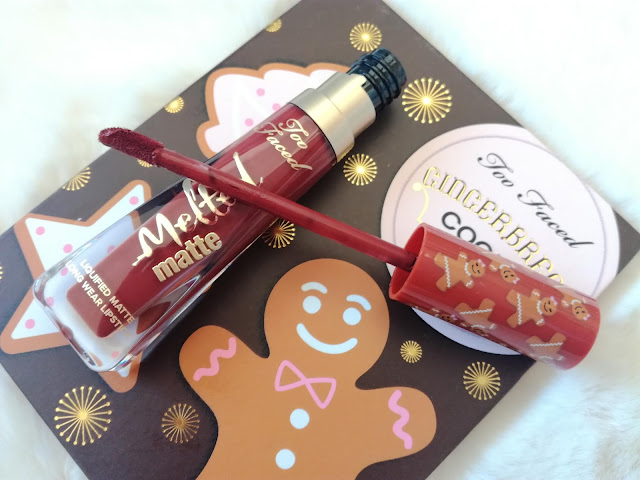 Melted Gingerbread Girl de Too Faced