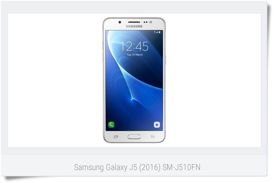 Stock Nougat (7.1.1) Firmware Galaxy J5 2016 SM-J510FN