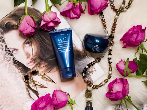 KOSÉ Cell Radiance Hautpflegeempfehlungen