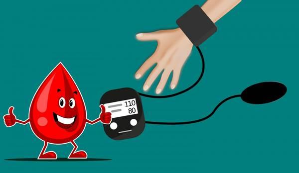 Beberapa Penyebab Terjadinya Tekanan Darah Rendah