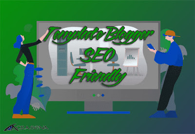 Template Blogger Premium SEO Friendly