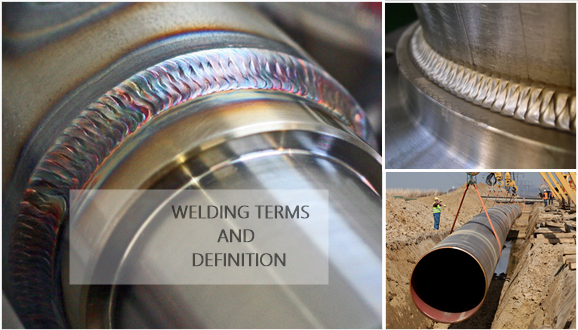 Handouts for basic Welding Terminologies and Definitions