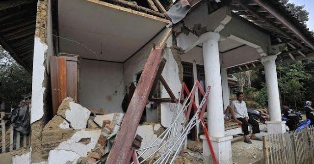 gempa banten, korban gempa banten, gempa banten semalam, gempa banten 2019, gempa indonesia