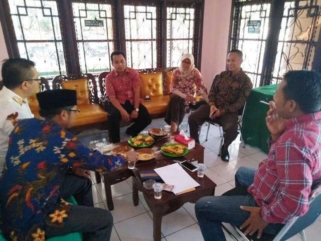 Dibahas Pada Coffee Morning, Sentra Gakkumdu di Padang Pariaman Satukan Visi  Awasi Pemilu 2019
