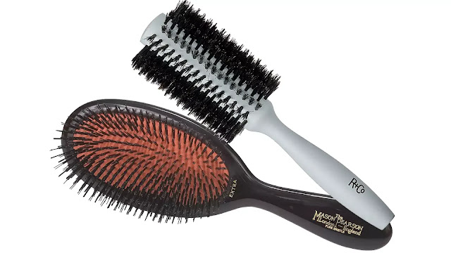 Are boar hair brushes good?