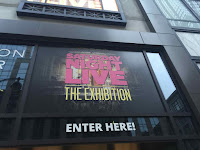 Saturday Night Live Exhibit Entrance