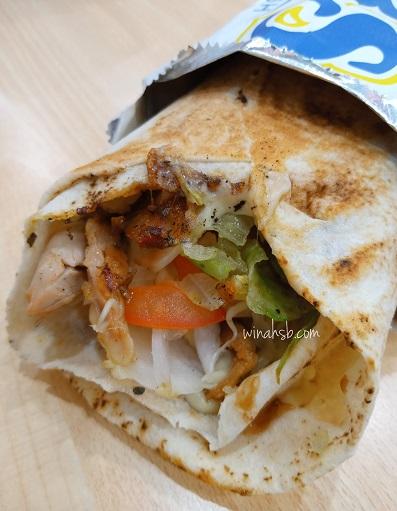 Kebab Orange NSW