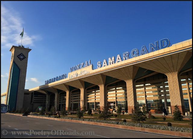 Glimpses of Uzbekistan - exploring Samarkand