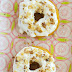 Donuts de tarta de zanahoria saludables