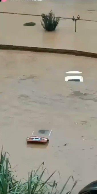 Trùng Khánh Trung Quốc có thể xuất hiện lũ lụt lớn nhất trong 80 năm qua