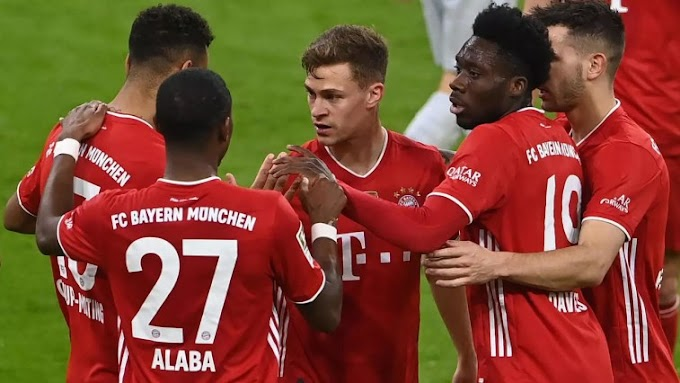 Bayern Munich Win Bundesliga For Ninth Straight Season