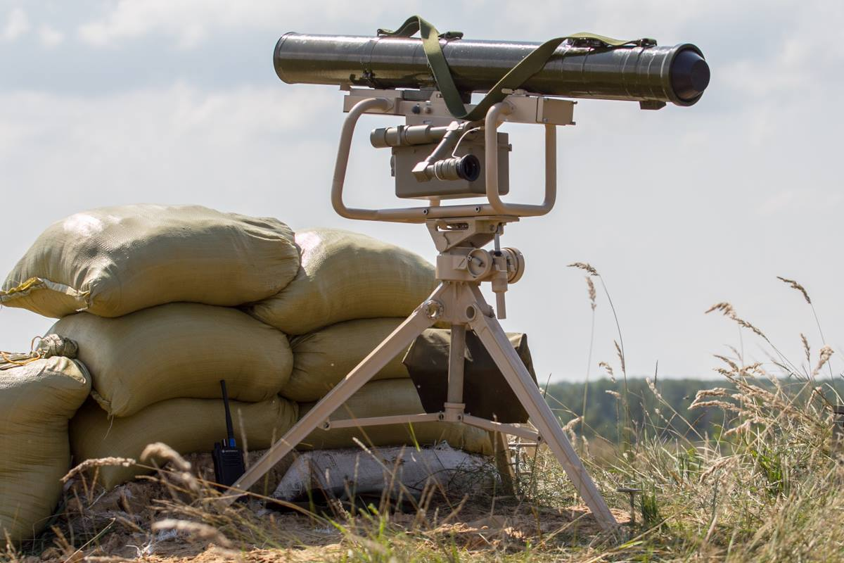 КБ «ЛУЧ» підготувало до передачі ЗСУ чергову партію протитанкових керованих ракет