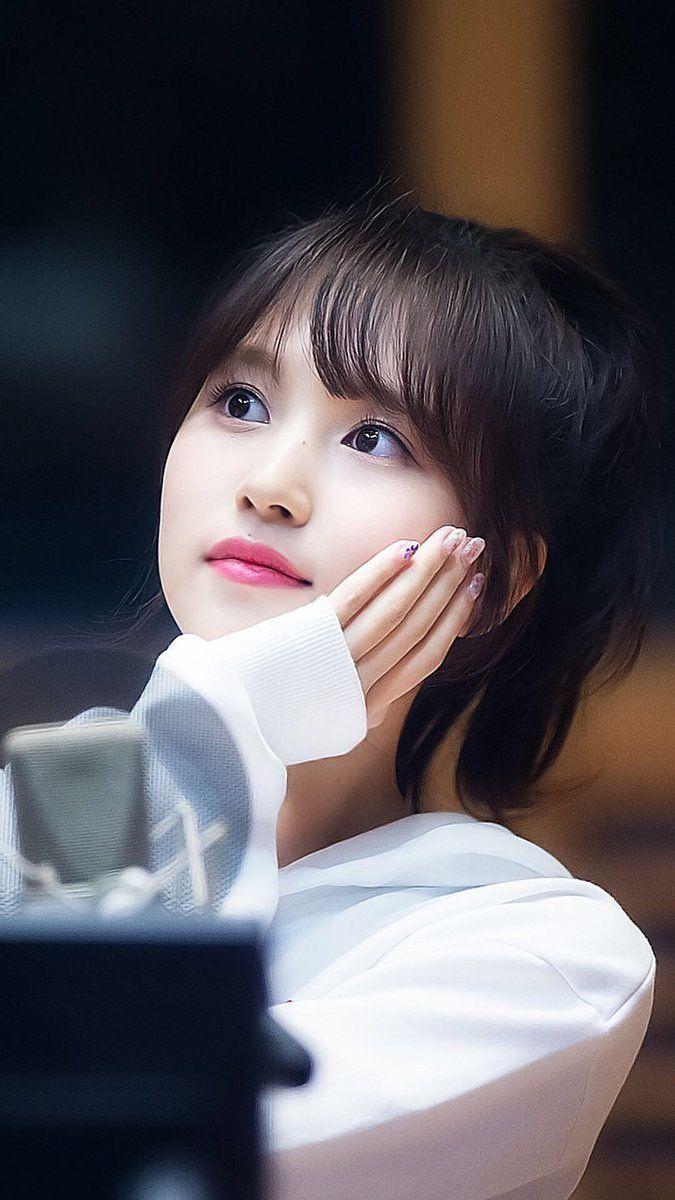 Download Wallpaper Mina Twice Cute