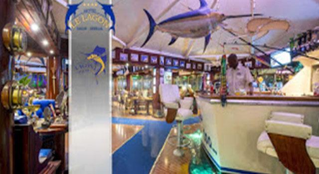 Restaurant, auberge, cuisine, bar, plat, boisson, buffet, place, LEUKSENEGAL, Dakar, Sénégal, Afrique