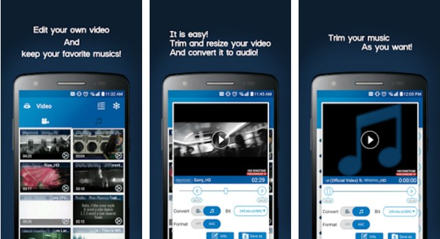 MP3 Video Converter For Android APK - Screenshots