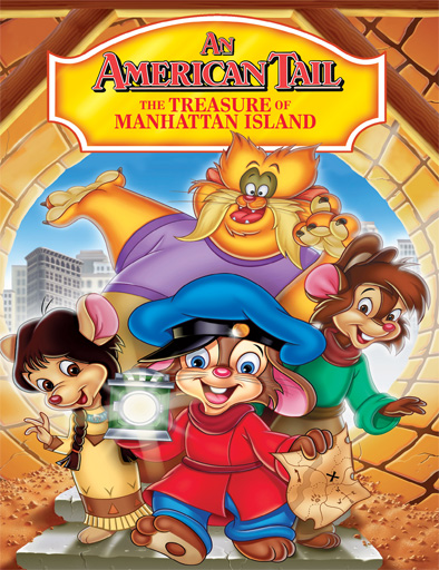Ver Fievel en Manhattan (1998) Online