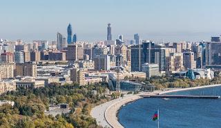 город Баку Азербайджан фото
