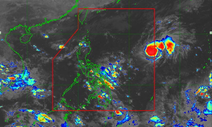 'Bagyong Rolly' PAGASA weather update October 29, 2020
