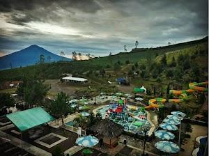 Darajat Pass Waterpark Garut Jawa Barat