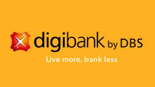Cara buka rekening Digibank by DBS online
