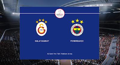 PES 2020 Scoreboard Spor Toto Süper Lig by Rifcap