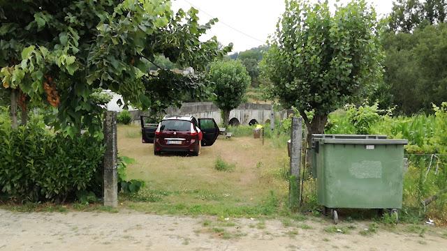 Parque de Merendas Vila Fria - Entrada