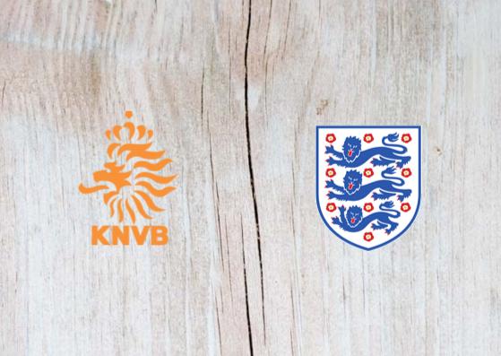 Netherlands vs England Full Match & Highlights 6 June 2019