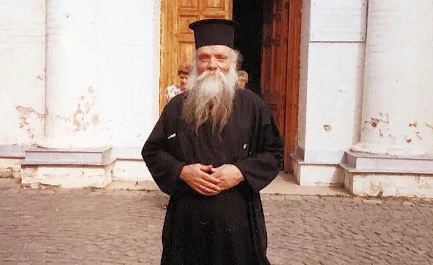 π. Ευμένιος Σαριδάκης +23 Μαΐου 1999 μ.Χ.