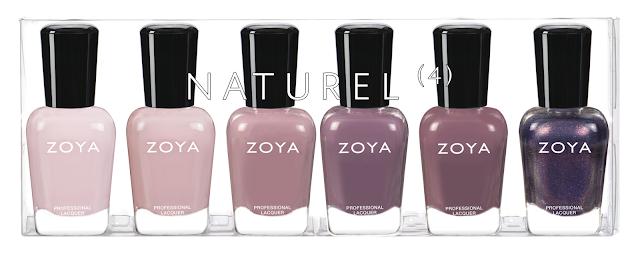 Zoya Nail Polish-Naturels