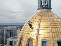 Gilding the gold dome