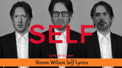 Steven Wilson Self Lyrics