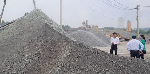 Báo giá cát đá xây dựng