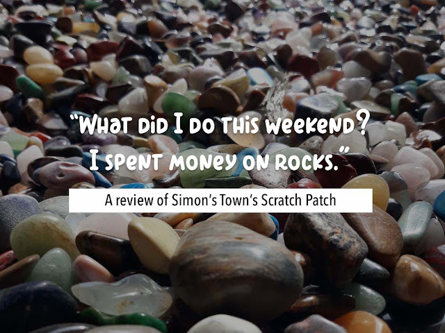 Title page: A review of the Simon's Town Scratch Patch
