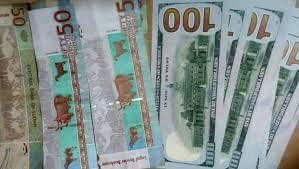 الدولار يواصل الانهيار امام  الجنيه السوداني