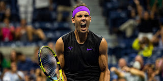 Rafael Nadal has been really good since day one