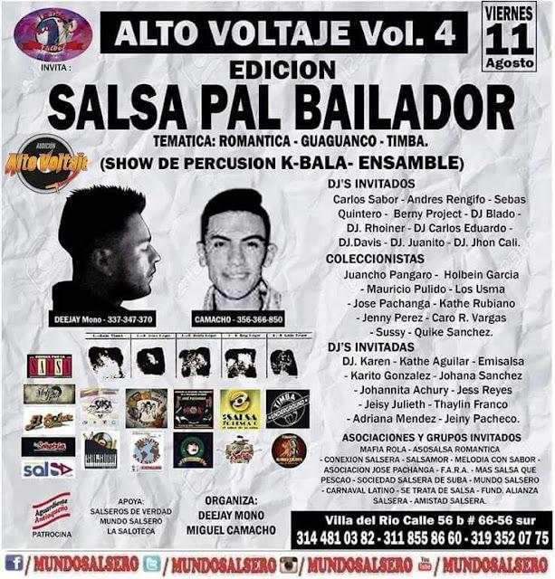 DJ Escobar - cali Sol