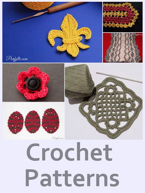 Purfylle Crochet Patterns