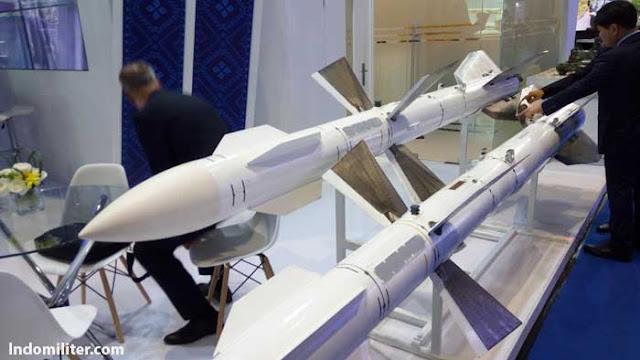 Antara Indonesia atau India, Ukraina Sebut Raih Kontrak US$200 Juta untuk Ekspor Rudal R-27